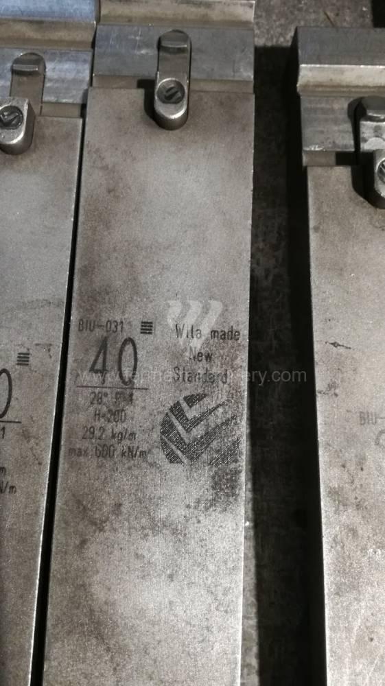 SAFAN E-BRAKE 100-3100 TS1