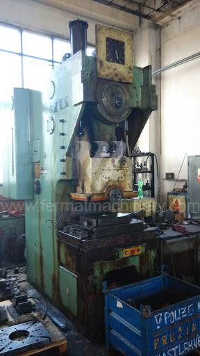 Press / Excentric over 100 T / LEK 160