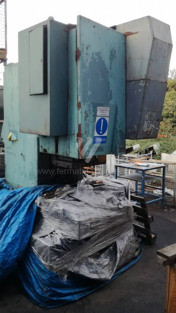 Press / Excentric up to 100 T / LEXN 100 C