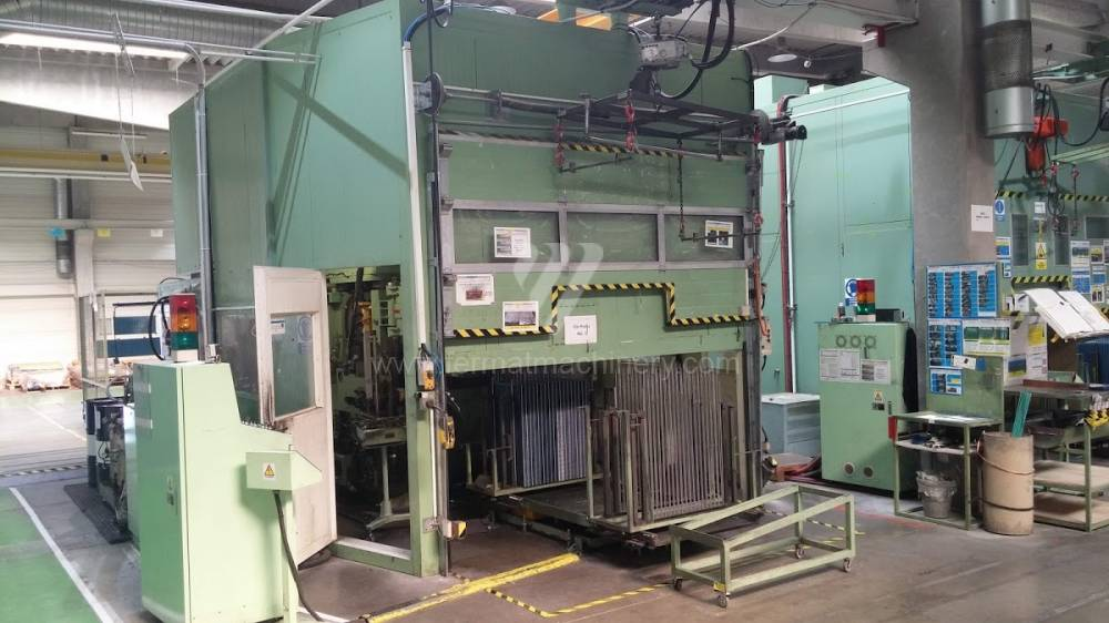 Press / Excentric up to 100 T / FINN-100