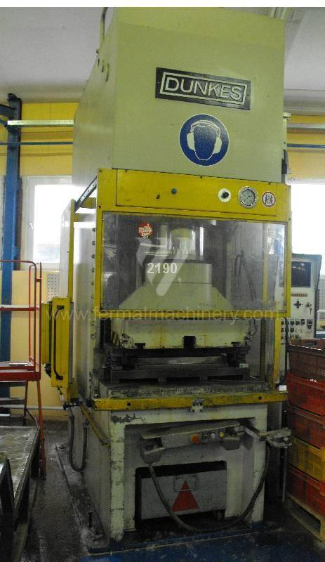 Press / Hydraulic / HZS 160
