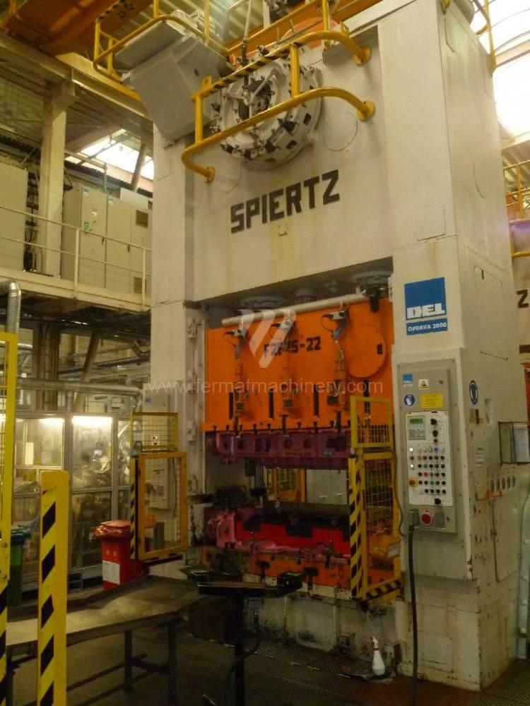 SPIERTZ F2E 25x2,2