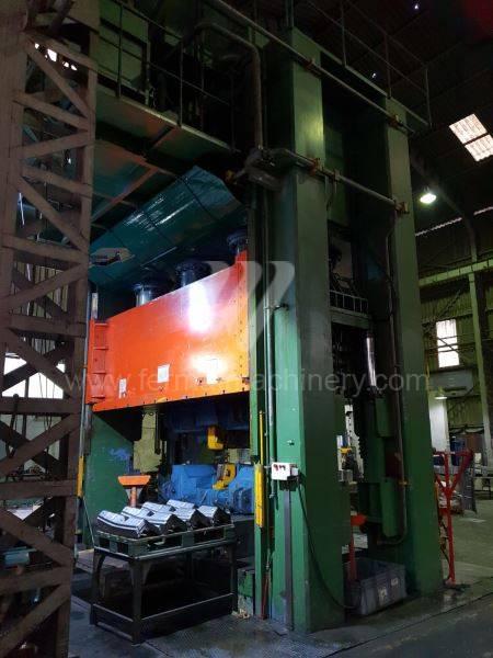 Press / Hydraulic / 2000T