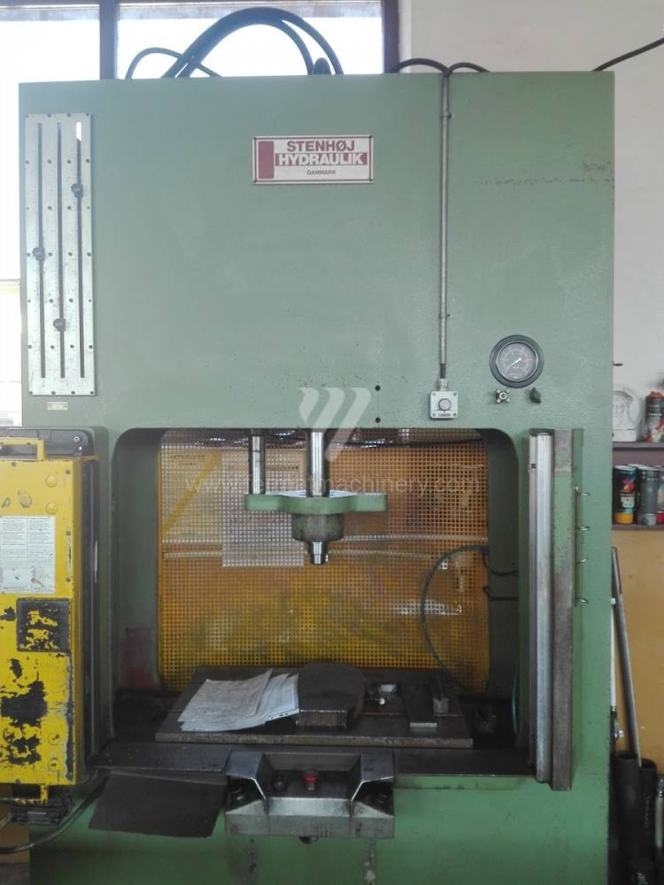 Press / Hydraulic / LP