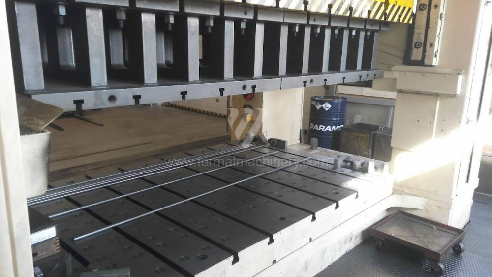 Press / Mechanical / PDqV 4 - 500