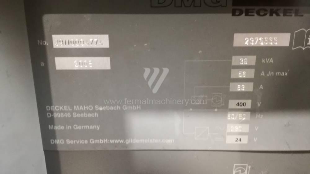 DMC 104 V Linear