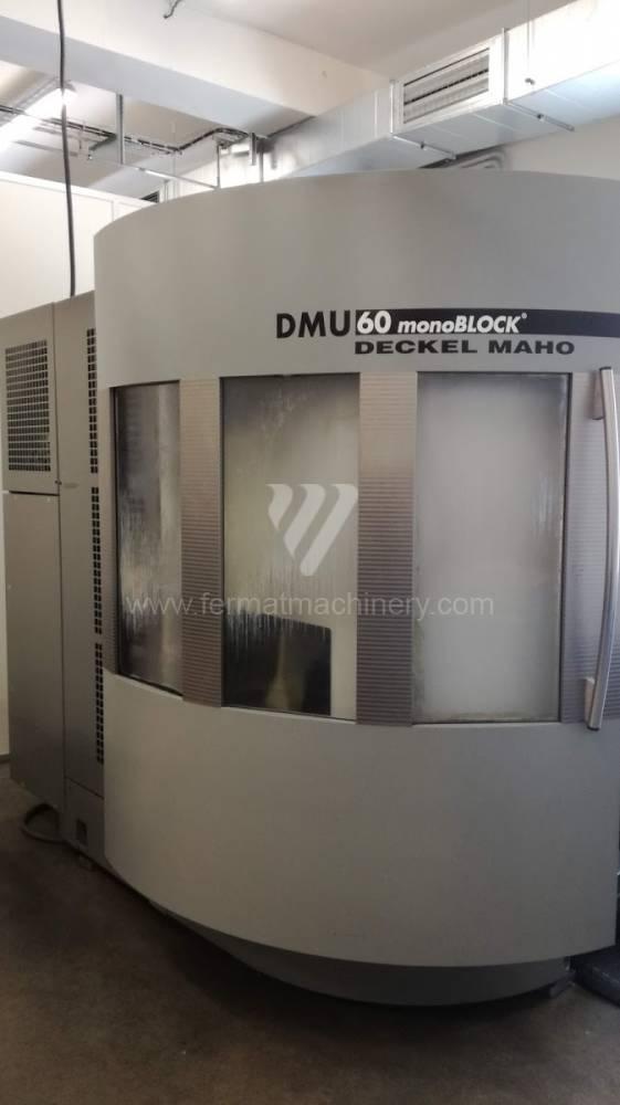 DMU 60 monoBlock