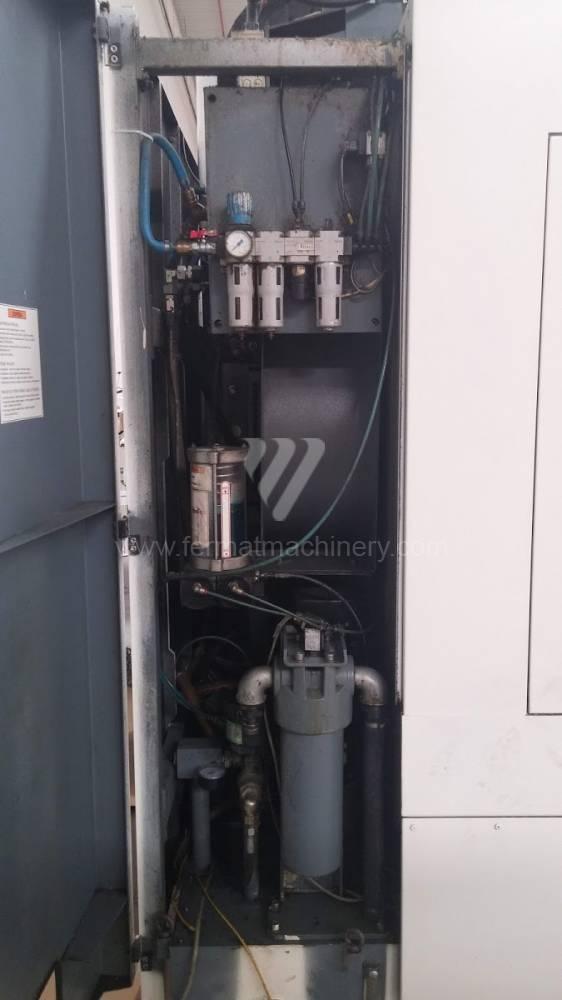 MCV 1000 Speed CNC