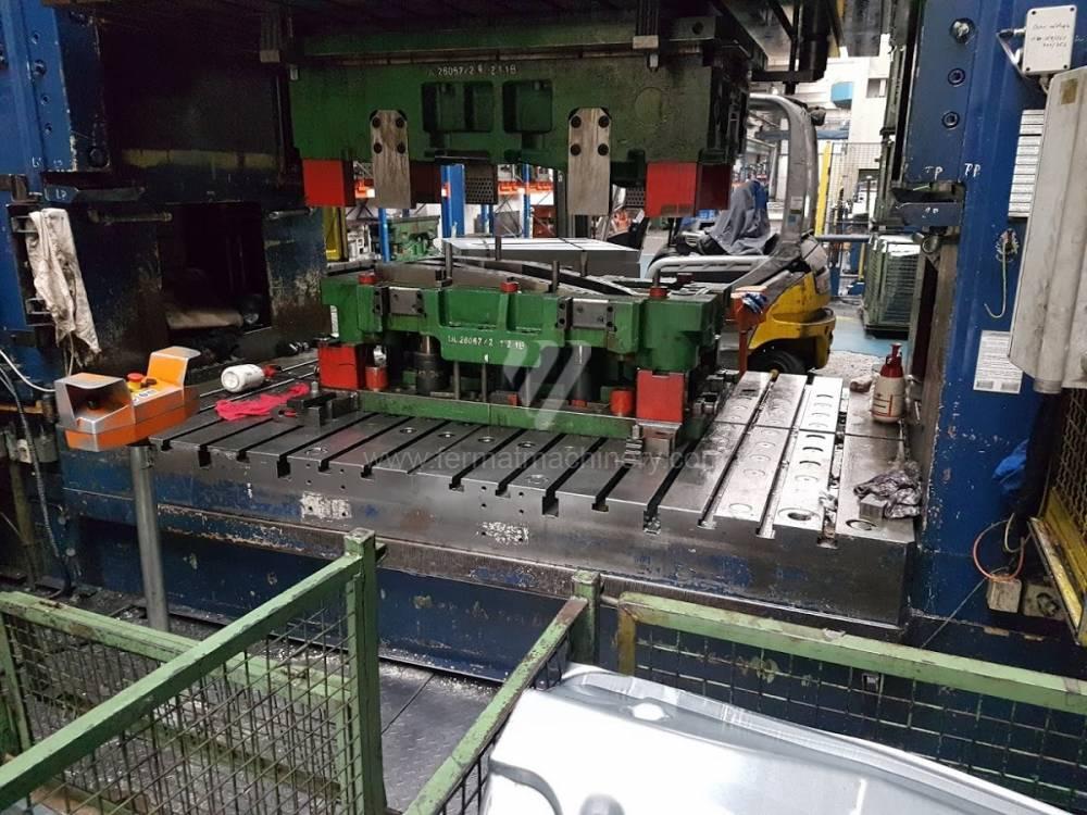 Presse / Á manivelle (mécanique) / LUC 500