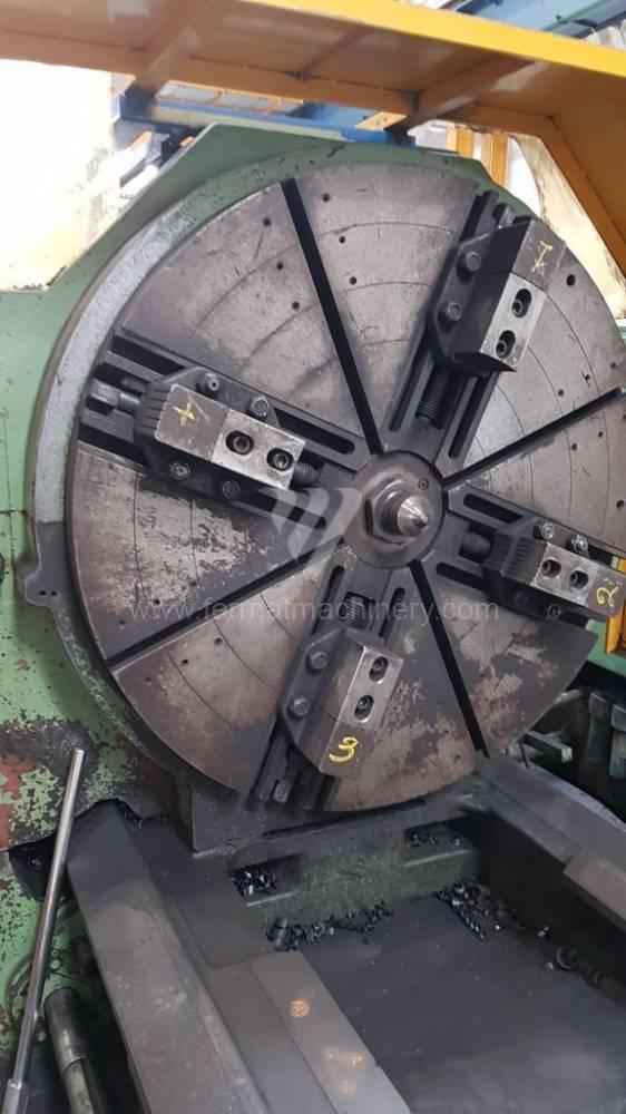 Eszterga / Csúcs - 800 mm átmérő - től / SUA 125 P/12000