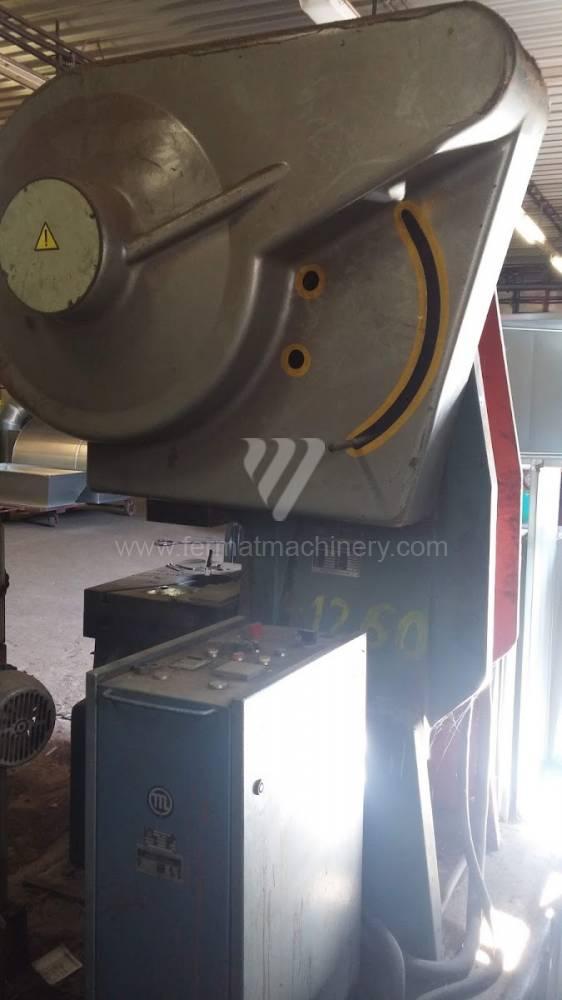 Prés / Excenter 100 t - ig / LEN 40 C