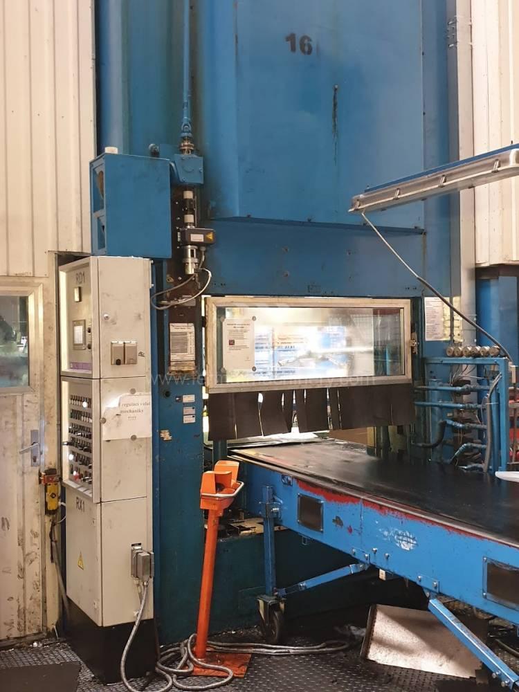 Pressa / Meccanica / PKZV III.800/4000 FS