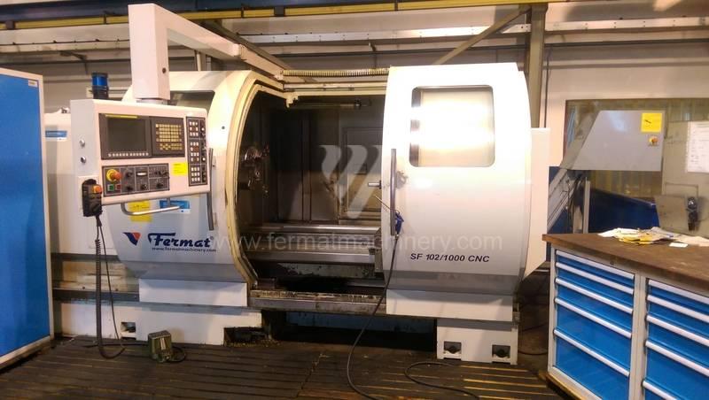 SF 102/1000 CNC