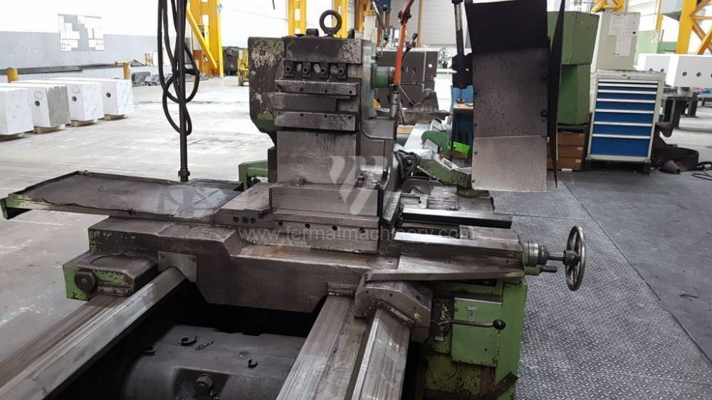 Tornio / Punto - diametro di 800 mm / SUA 125 P/12000
