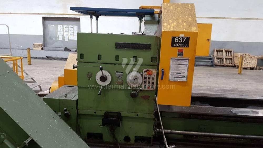 Tokarka  / Kłowa - średnica ponad 800 mm / SUA 125 P/12000