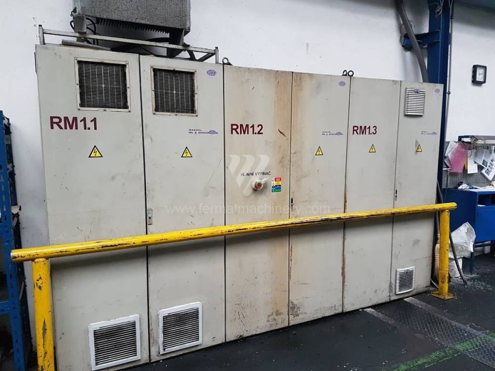 Prese / Mecanice / LUC 500