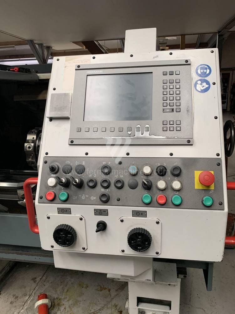 MASTURN 550i CNC