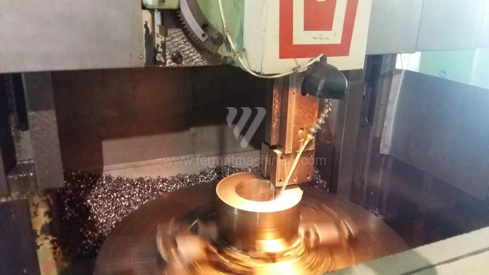 SK 12 CNC