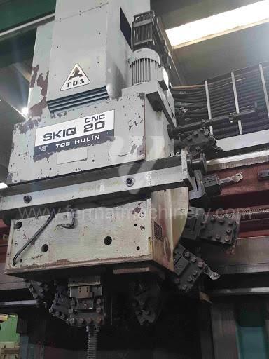 SKIQ 20 CNC