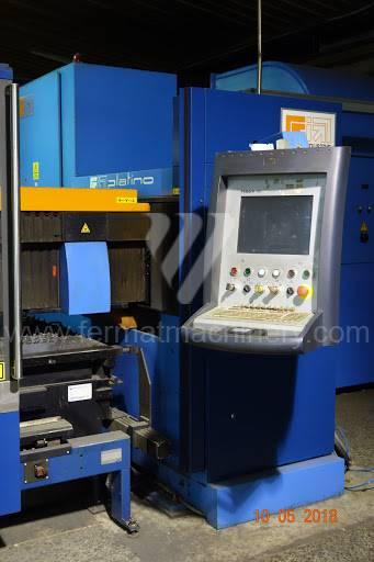 Оборудование для резки и раскройки / Лазерный станок / CP 3000