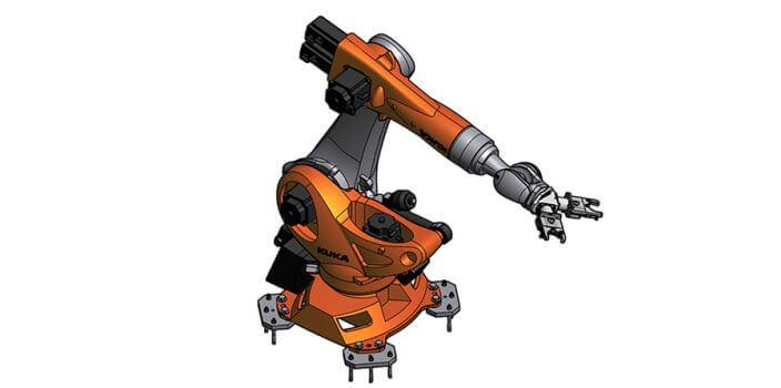 KUKA Robot 96/125/189