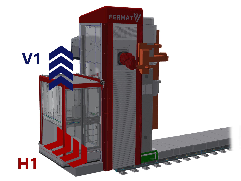 Verfahrbare Kabinen für WRF Maschinen - Image1