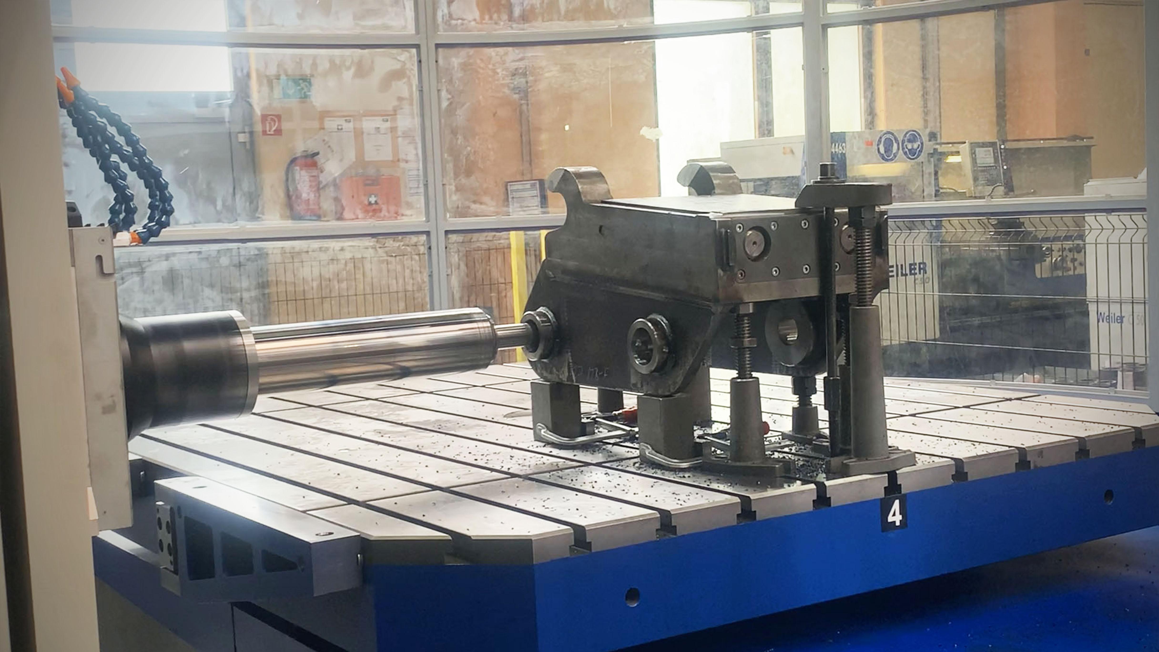 Rädlinger Maschinen- und Stahlbau GmbH - Image1