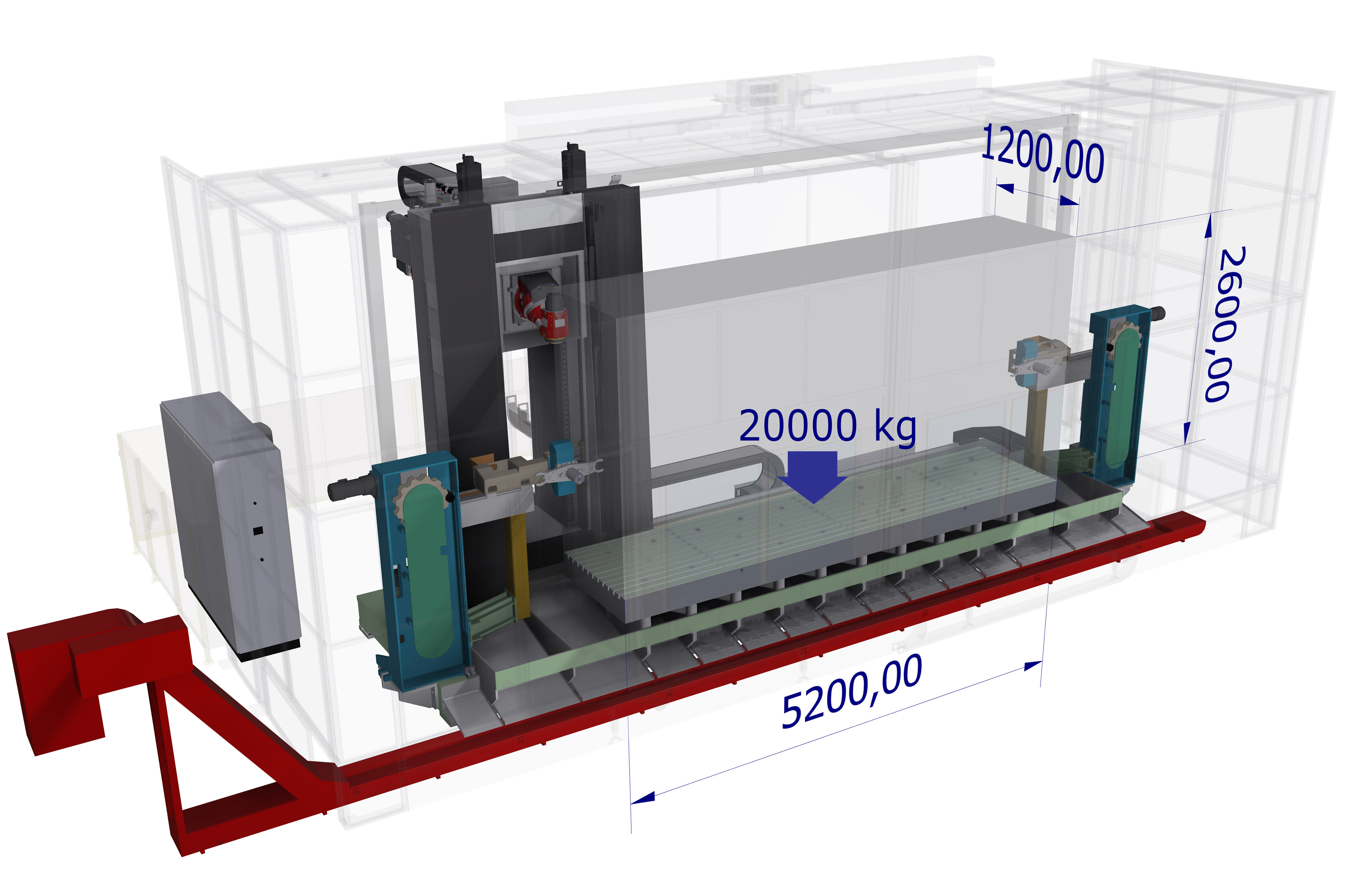 COMPACT 5000 - compact milling center - Image1