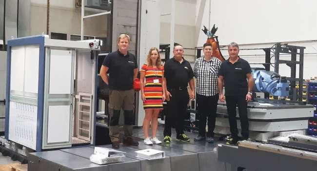 SMS Group und seine dritte FERMAT Maschine - Image