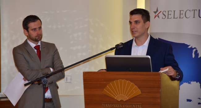 Americko-české investiční fórum a SelectUSA seminář v Praze - Image